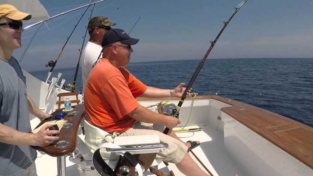Rob's Marlin | Haphazard Sport Fishing on the Outer Banks, NC